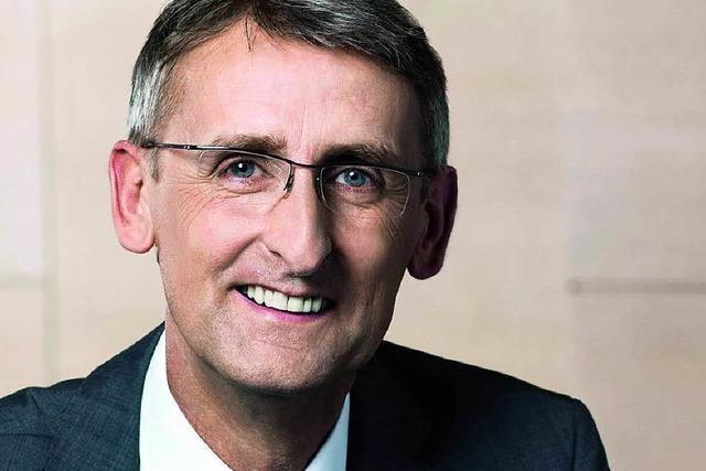 Lörracher CDU-Politiker Armin Schuster fordert