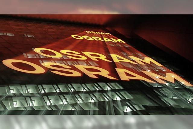Osram verkauft Lampensparte