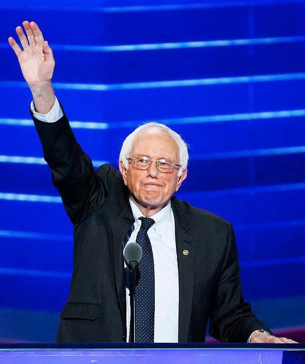 Bernie Sanders will Hillary Clinton unterstützen.    Foto: dpa