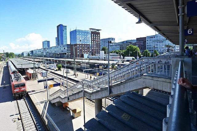 Freiburger Hauptbahnhof wird endlich barrierefrei