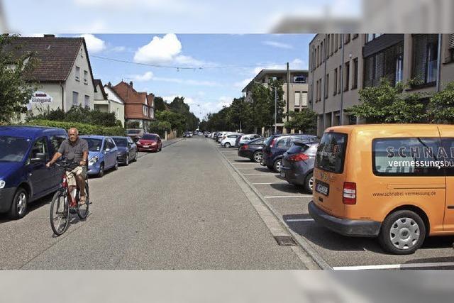 Parkraum ist ein großes Thema