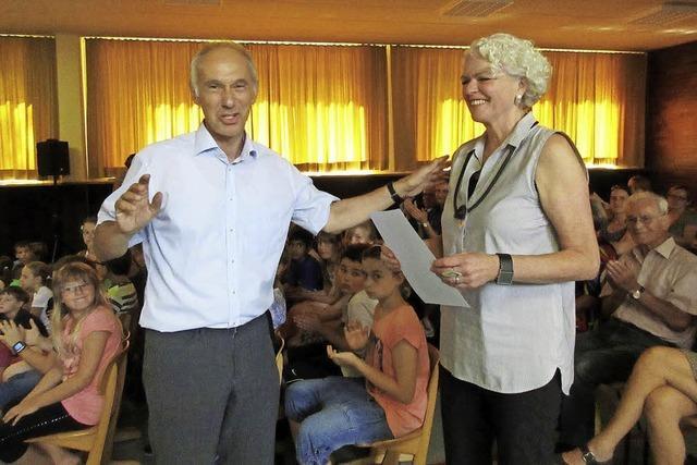 Marianne Arndt geht in Ruhestand