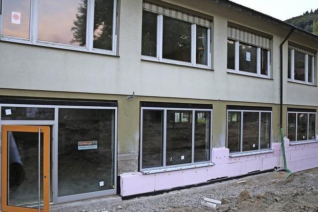 Neue Fenster sorgen schon für mehr Licht