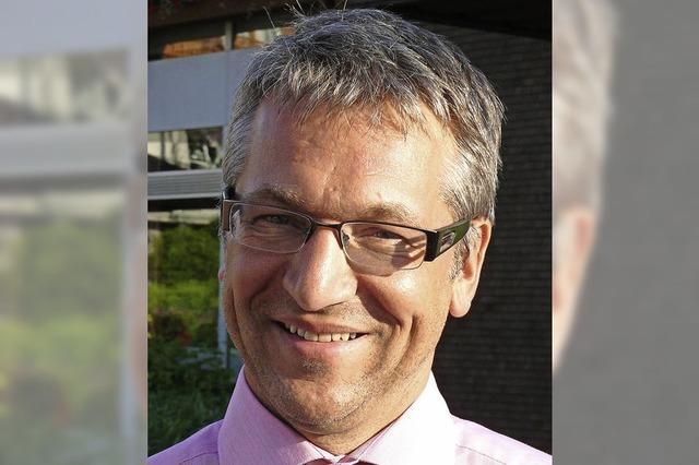 Jürgen Kaiser tritt wieder an