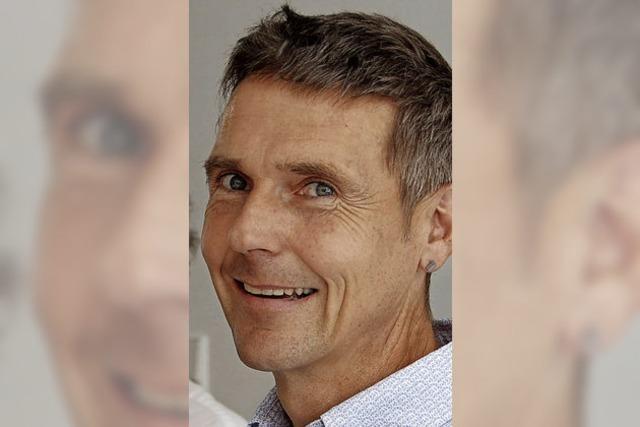 Holger Schütz wird Leiter des Amtes für Waldwirtschaft