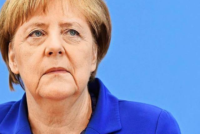 Merkel präsentiert Neun-Punkte-Plan für mehr Sicherheit