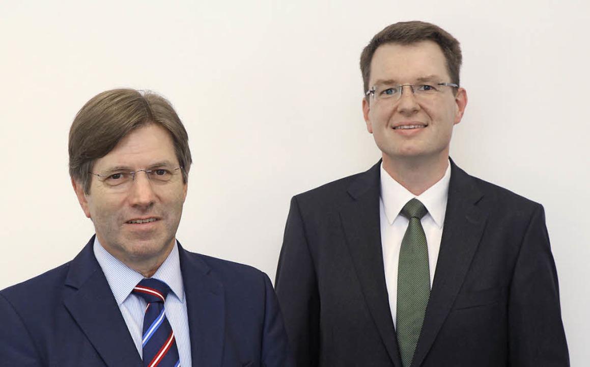 Steuern die SWEG: Vorstandssprecher Jo... der zum 1. Juni zum Unternehmen kam.   | Foto: sweg