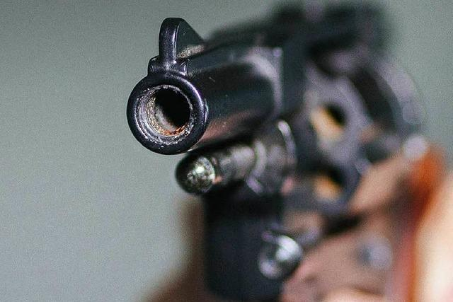 Polizei sieht Trend zum privaten Waffenbesitz mit Sorge