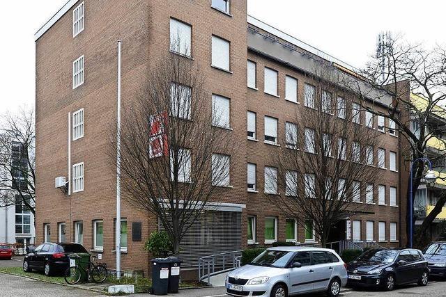 Uni Freiburg zieht ins alte DGB-Haus