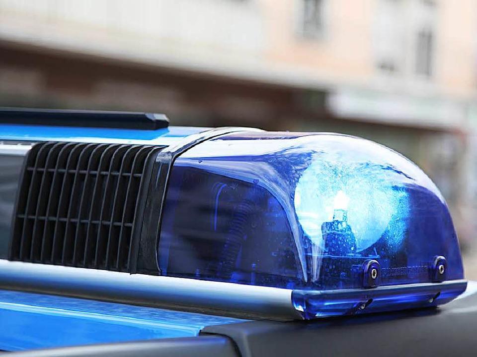 Die Polizei sucht Zeugen.  | Foto: Dominic Rock