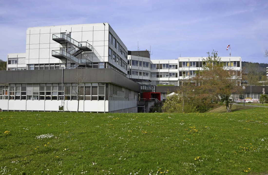 Der Erhalt des Spitals Bad Säckingen i...Bad Säckingen ein wichtiges Anliegen.   | Foto: Felix Held
