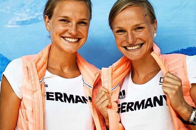 Anna und Lisa Hahner, die schnellen Marathon-Zwillinge