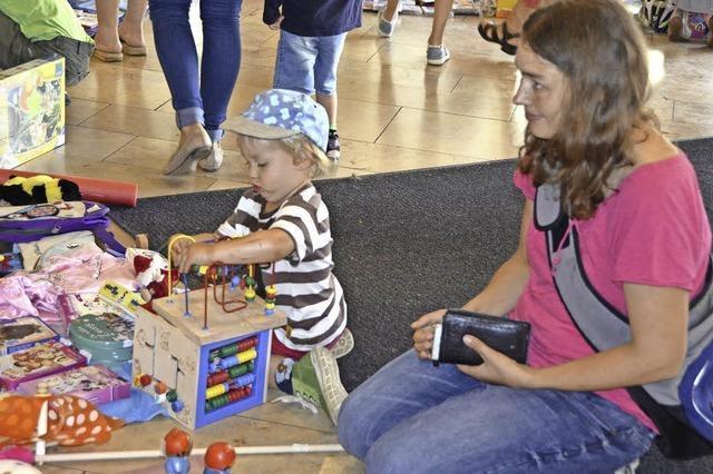 Kinder handeln und kaufen