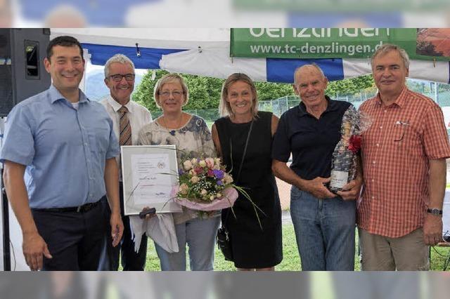 Tennisclub feiert 60-jähriges Bestehen