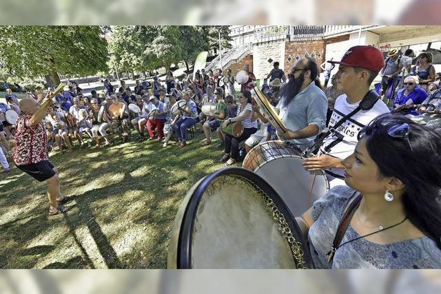 Trommelfestival Tamburi Mundi