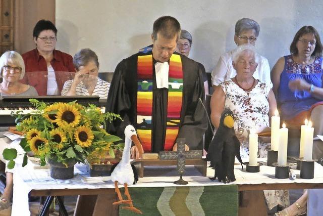 Er war ein Pfarrer, wie man ihn sich wünscht