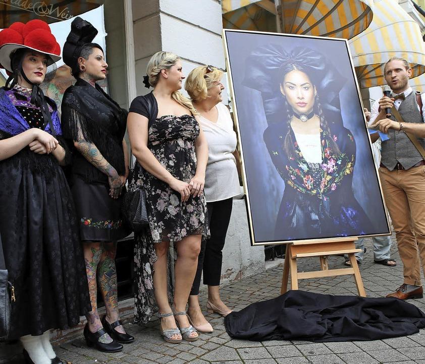 20 Künstler stellen  in Offenburger Sc...mmel rund 200  Gäste begrüßen konnte.   | Foto: Christoph Breithaupt