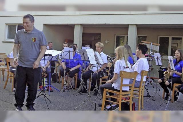 Jungmusiker brennen auf öffentliche Auftritte