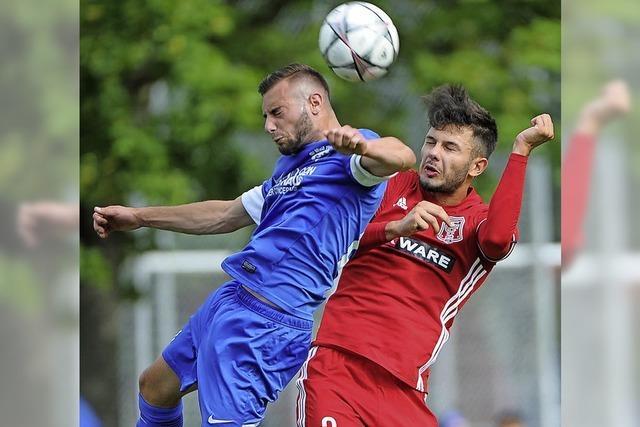 Freiburger FC eine Runde weiter