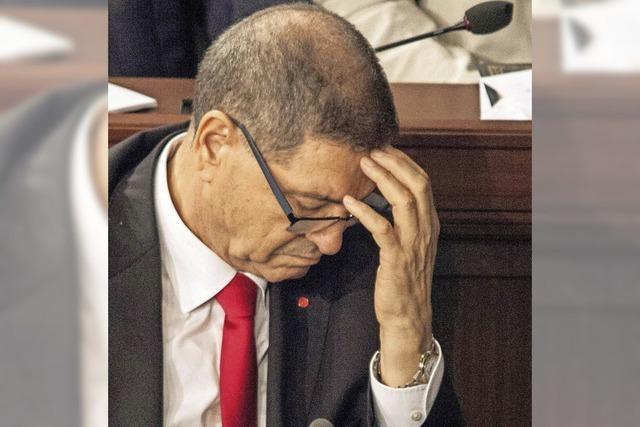 Premier Habib Essid wurde gestürzt