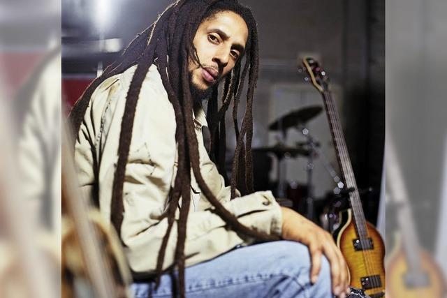 Julian Marley in Emmendingen