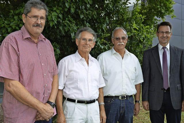 Drei, die Generationen von Schülern geprägt haben