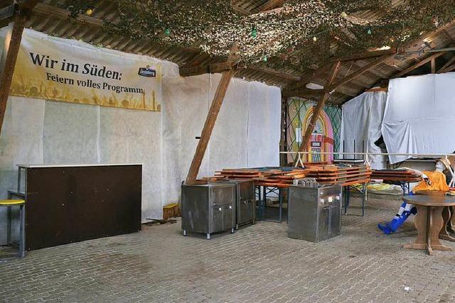 Wilden-Clique sagt Jubiläumsfest ab – Festhalle vom Ordnungsamt nicht freigegeben