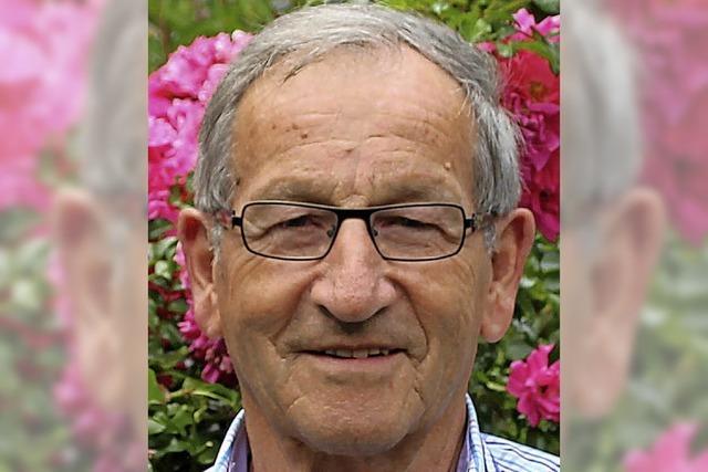 Der Dorfmetzger wird heute 80 Jahre alt