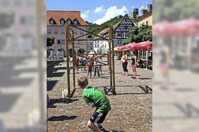 In Rio geht's erst los, Waldkirch war schon aktiv
