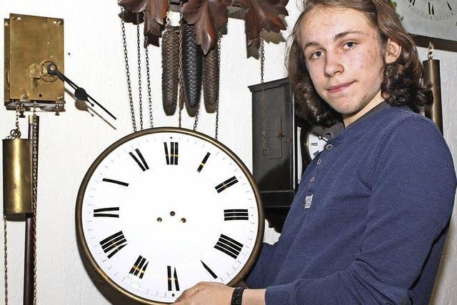 Eisenbachs Uhren ticken wieder richtig