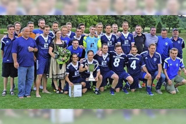 FC Rimsingen macht sich ein Geschenk