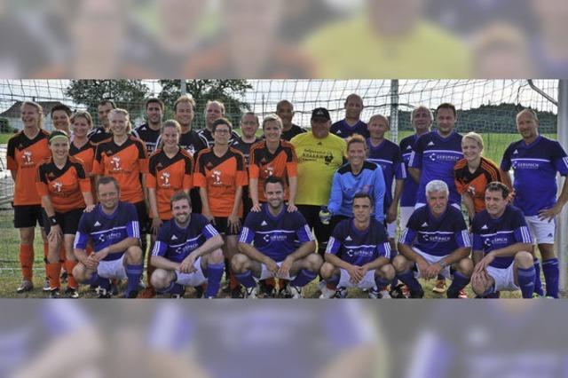 Fußball ohne den Stress des Siegenmüssens