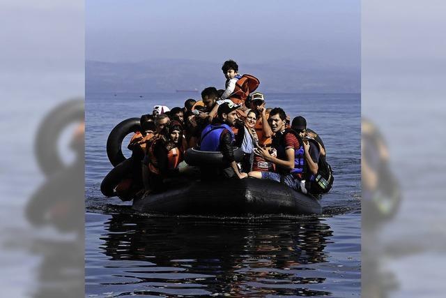 Griechenland fürchtet eine neue Flüchtlingswelle