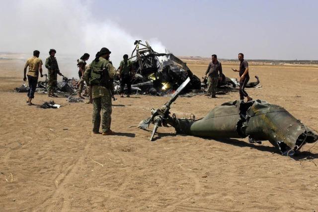 Syrische Rebellen wollen Belagerungsring durchbrechen