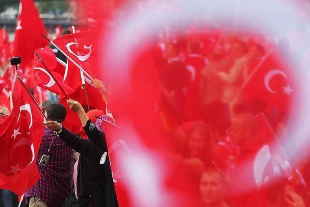 Schärferer Ton: Türkei legt sich mit Berlin an