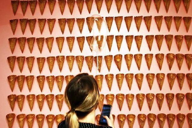 In New York hat ein Eiscreme-Museum geöffnet