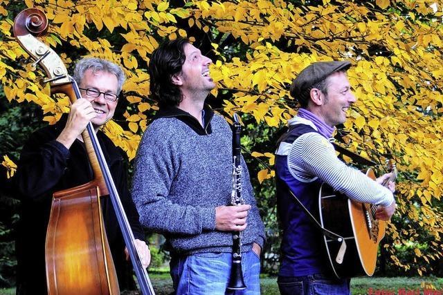 Trio Chotsch in Teningen-Landeck