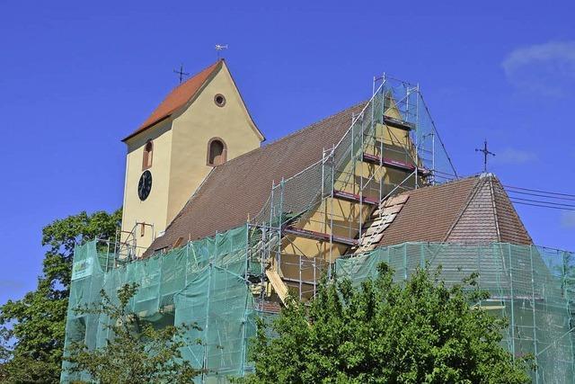 Urkirche der Baar wird saniert