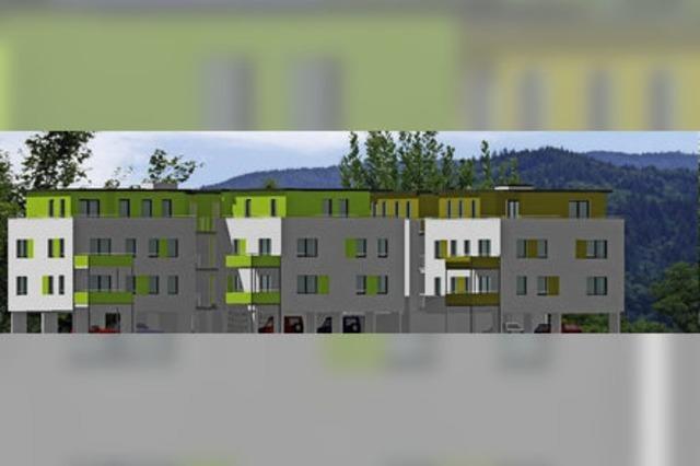 Weiteres Neubauprojekt der Heimbau