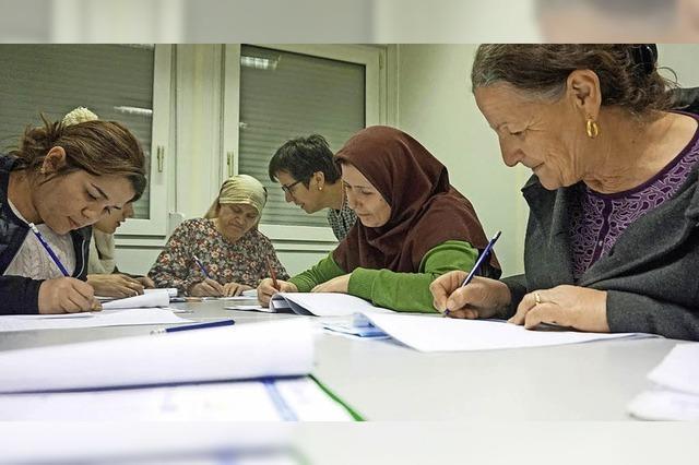 Flüchtlingshilfe gelingt nur gemeinsam