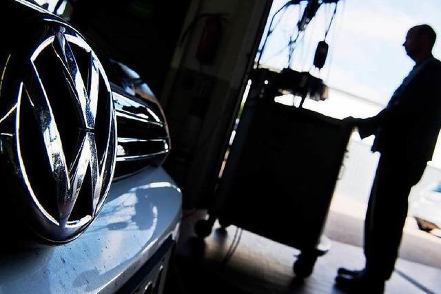 Warum die Abgastricks von VW die Beamten im Südwesten treffen