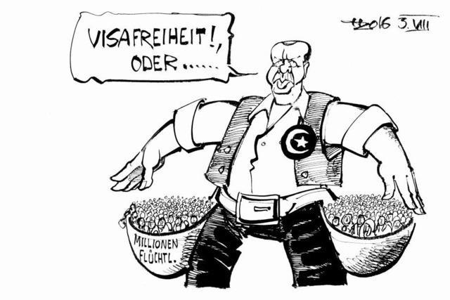 High Noon auf Türkisch