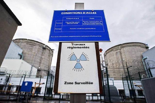 Akw Fessenheim: Geht Block 2 wieder ans Netz?