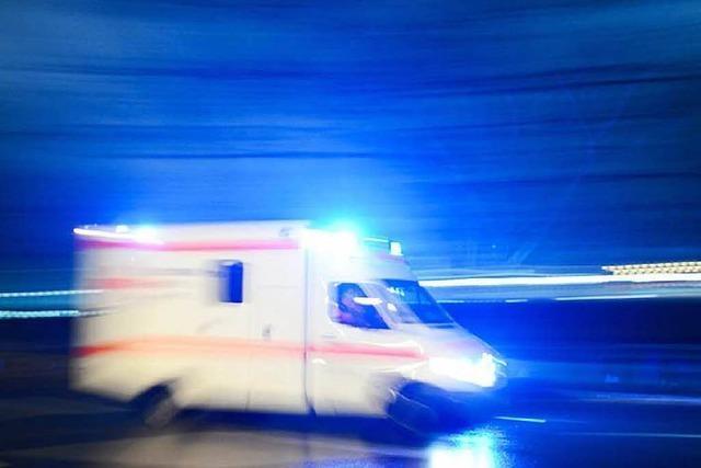 Lastwagenfahrer stirbt bei Unfall auf A5 bei Offenburg