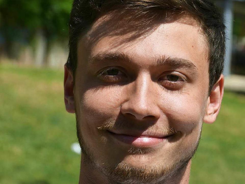 Marco Bohn, 22, Wiehre  | Foto: Bastian Nill