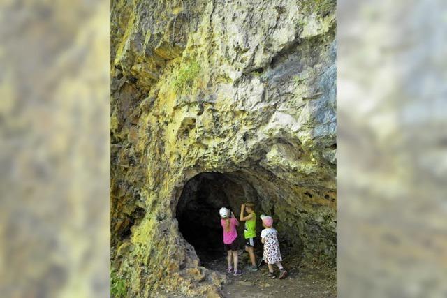 Wandertour in die Steinzeit