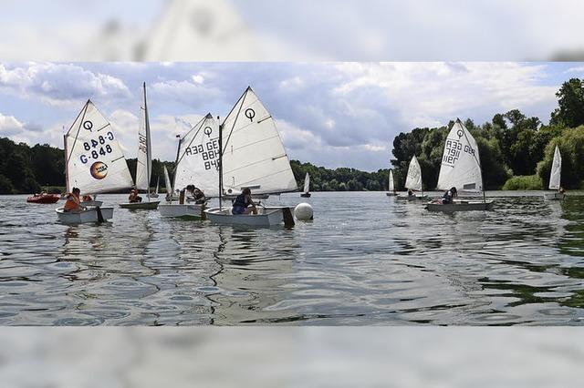 Ferienspaß am und auf dem Rhein