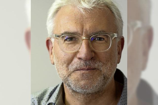 Klaus Fournell ist von Beruf rechtlicher Betreuer