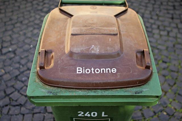 Der Ortenaukreis wehrt sich gegen die Biotonne