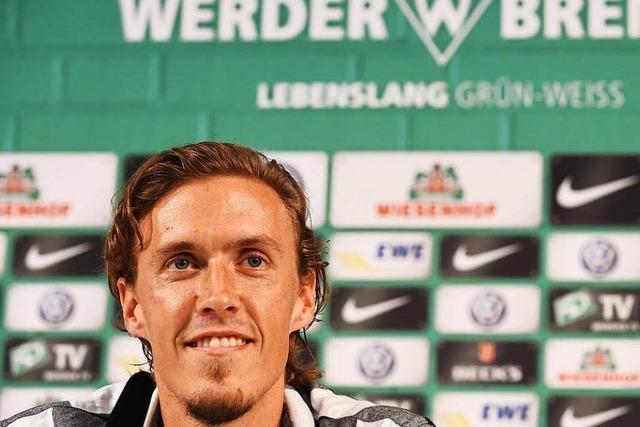 Max Kruse wechselt von Wolfsburg nach Bremen